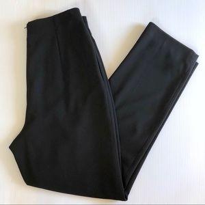 Dana Buchman Wool Dress Pants Straight Leg Trouser